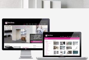 Nuovo sito internet per Tecno Domus