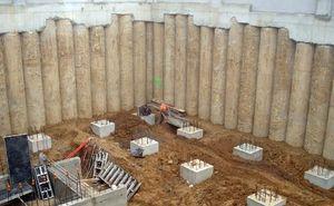 Trattamenti del suolo, delle acque e fondazioni