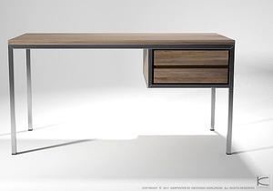 Scrivania In Legno Chiaro : Scrivania in legno tutti i produttori del design e dell