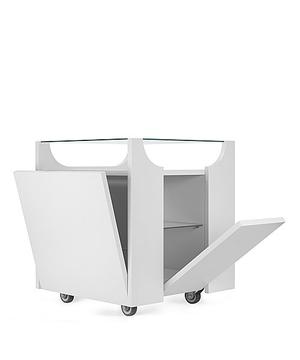 Tavolo con rotelle - Tutti i produttori del design e dell\'architettura