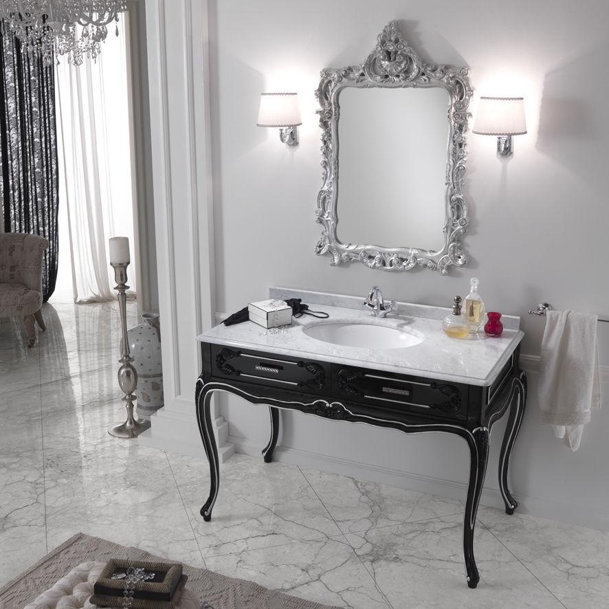 mobile bagno stile barocco ~ Comarg.com = Lussuoso Design del Bagno ...