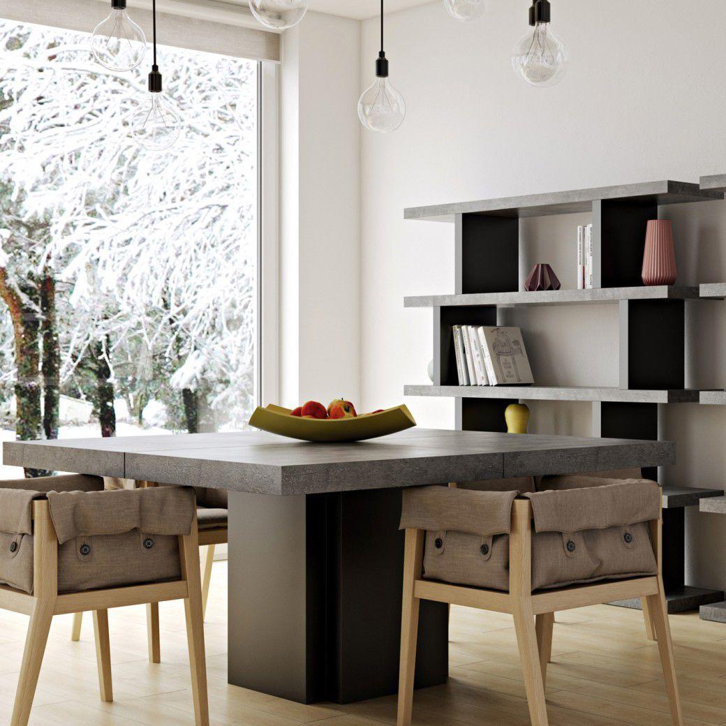 Tavoli da pranzo quadrati tavolo cucina 120x80 | Vistmaremma
