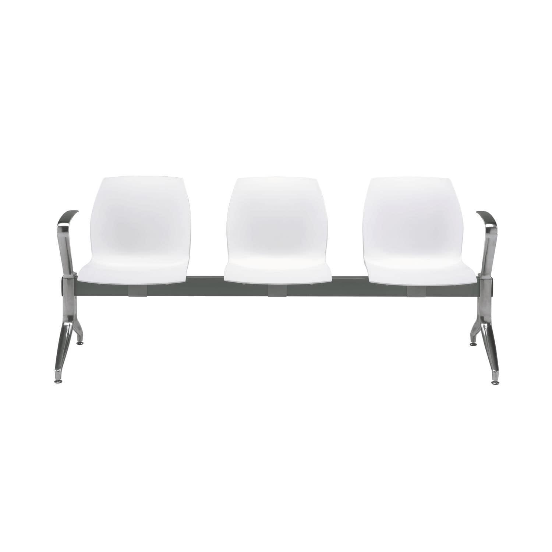 Sedute su barra in metallo 4 posti da interno KALEA KASTEL srl