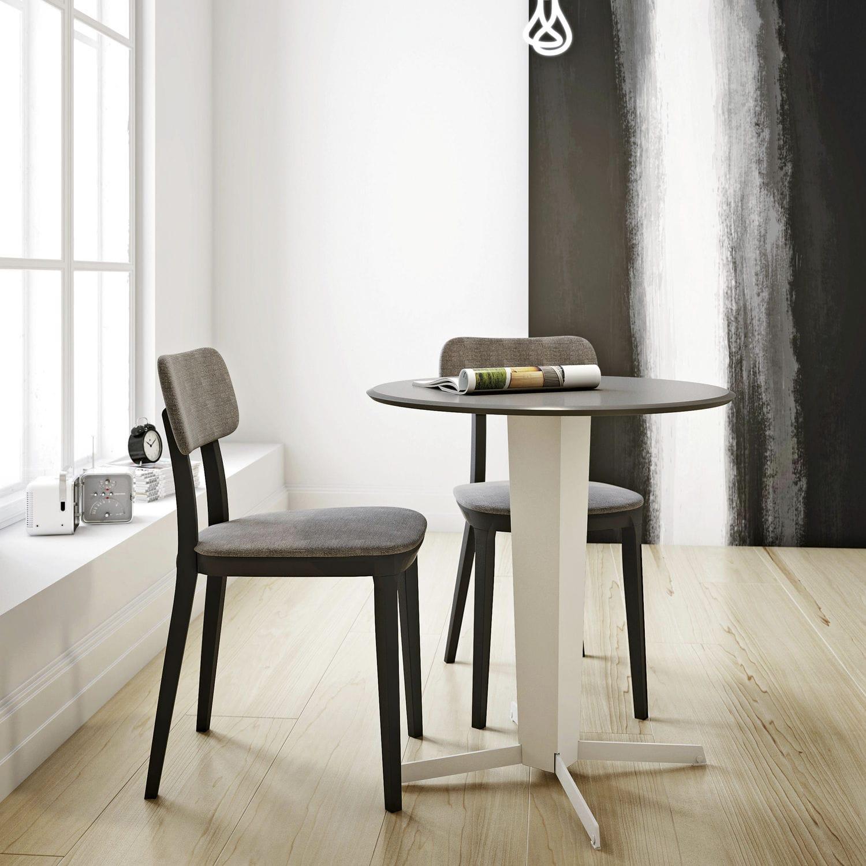sedia moderna / in tessuto / in faggio / in legno massiccio ... - Sedia Pieghevole Arkua Infiniti Design