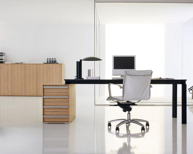 Scrivania Ufficio Design : Scrivania direzionale in legno in alluminio in vetro heat