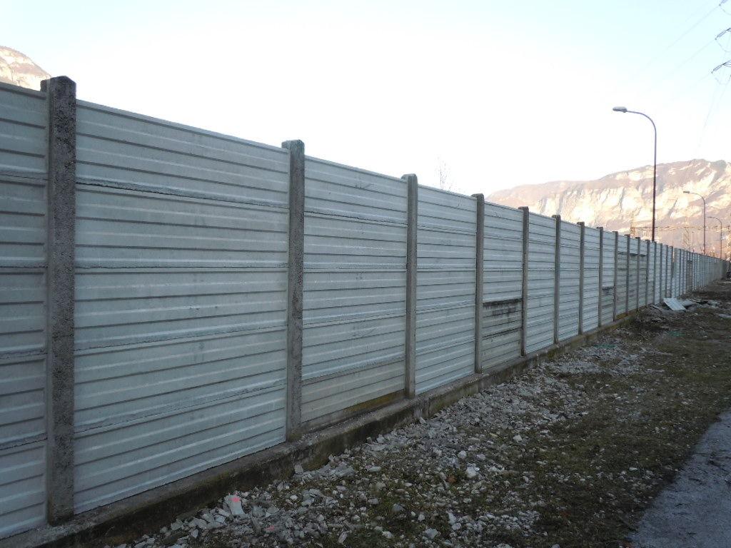Muri cemento armato prefabbricati