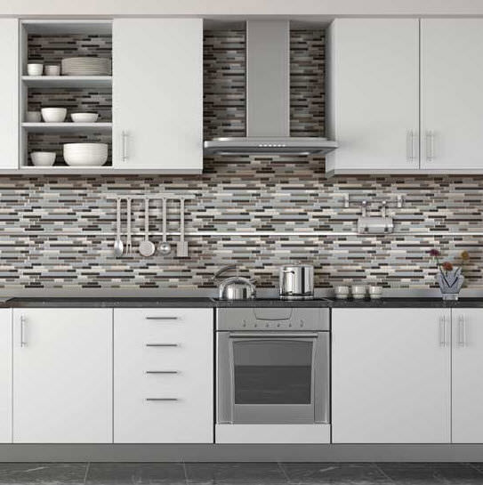 Beautiful Mosaico Cucina Piastrelle Ideas - Acomo.us - acomo.us