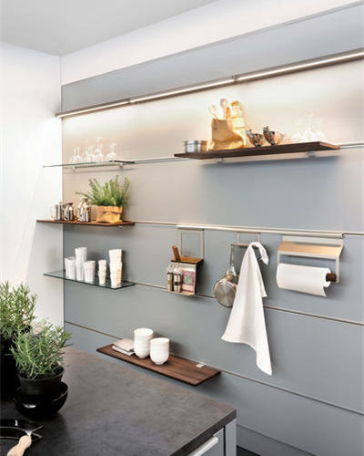 Mensola / moderno / in legno / per cucina - ARTWOOD ROYAL/FEEL ...
