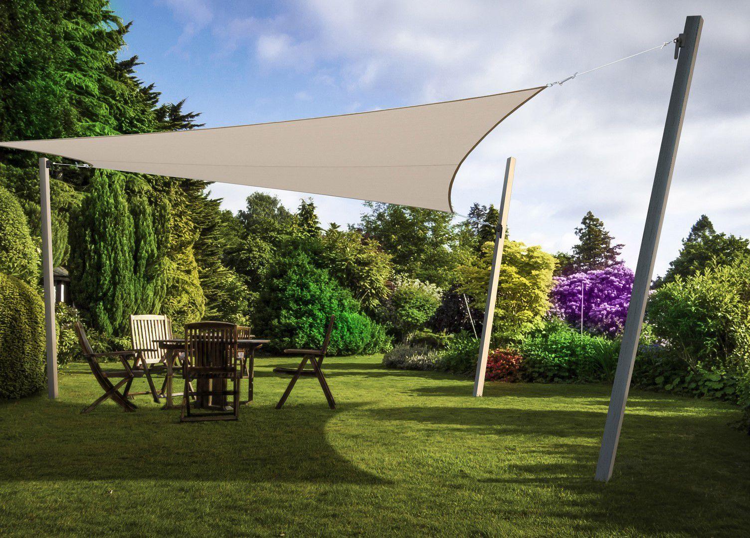 Tenda A Vela Per Terrazzo : Tenda a vela rettangolare in tessuto vela il ceppo