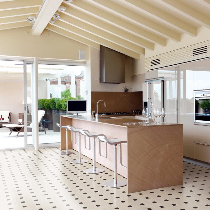 Piastrella da cucina / da sala / da parete / da pavimento - POLIFEMO ...