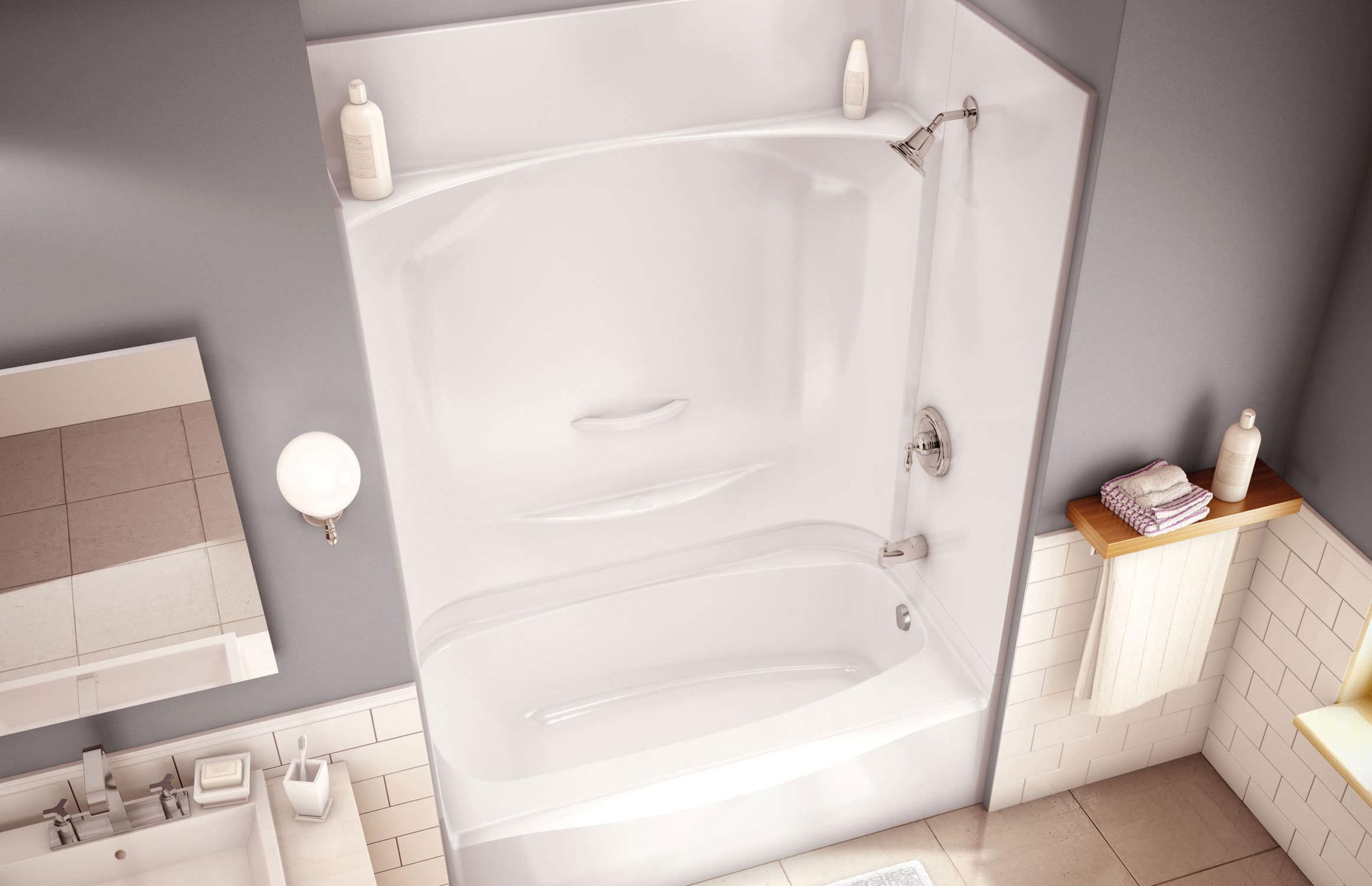 Vasca Da Bagno Rettangolare : Fantastico vasca da bagno incasso rettangolare in acrilico