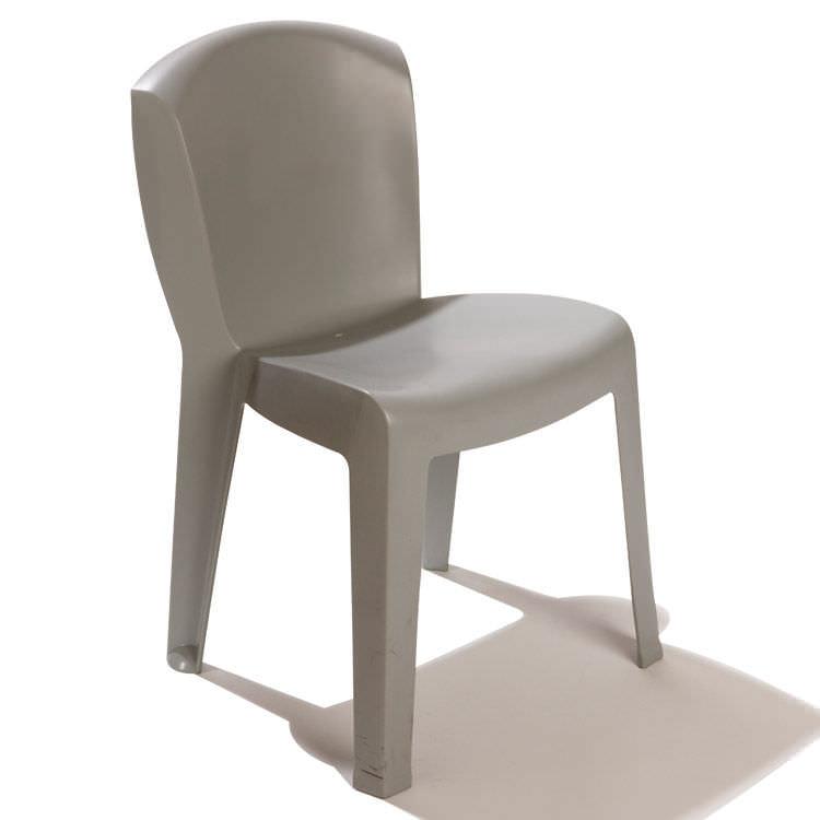 Sedie Plastica Da Esterno.Sedia Moderna In Plastica Da Esterno Per Edifici Pubblici