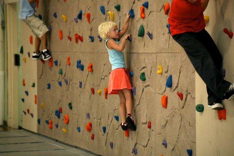 Parete Scalata Bambini : L arrampicata per bambini balsamo per l anima tirol werbung