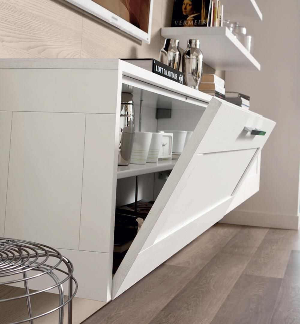 Emejing Credenze Cucina Moderne Gallery - Home Ideas - tyger.us