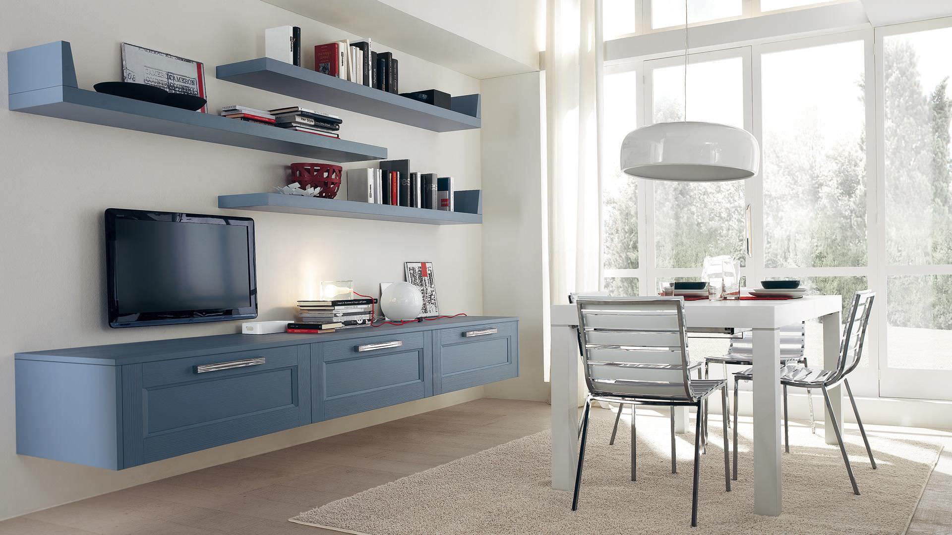 Mensola / classico / in legno / da cucina - GEORGIA - CUCINE LUBE ...