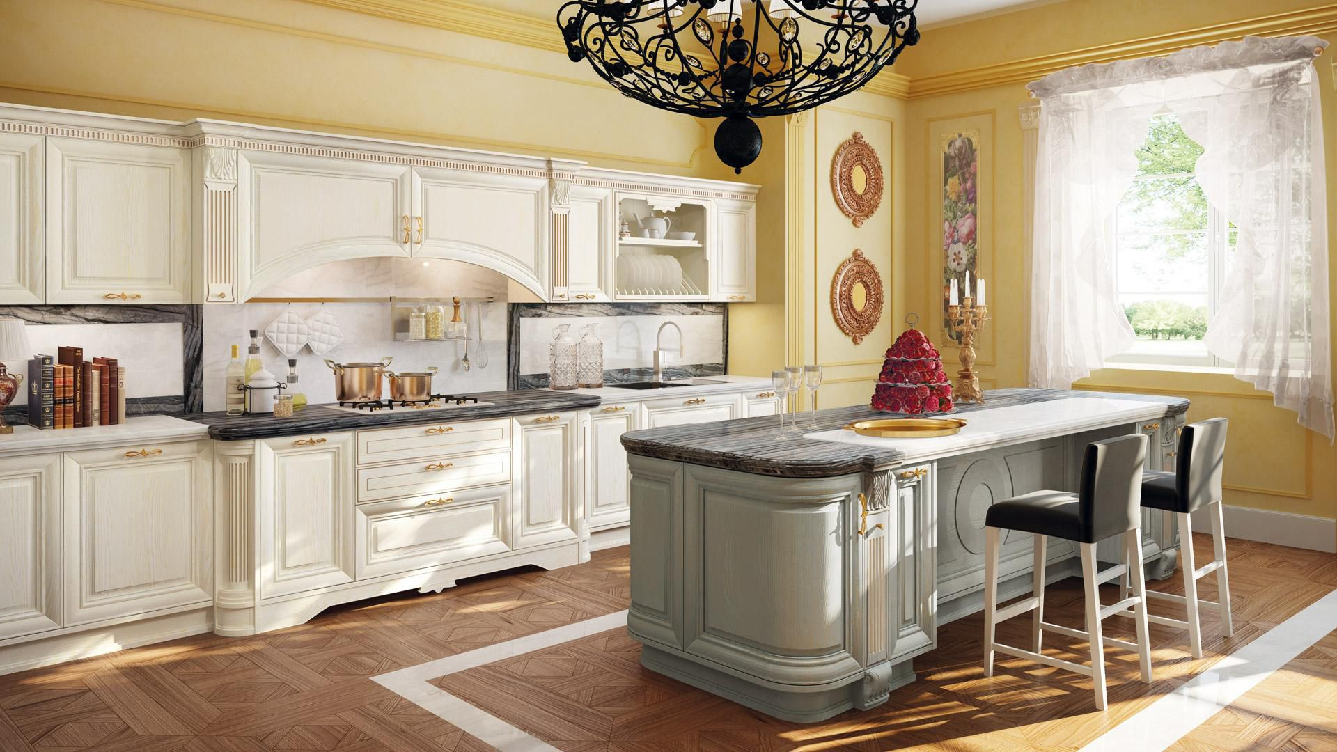 Cucine lube classiche pantheon: pantheon cucinandocucinando. lube