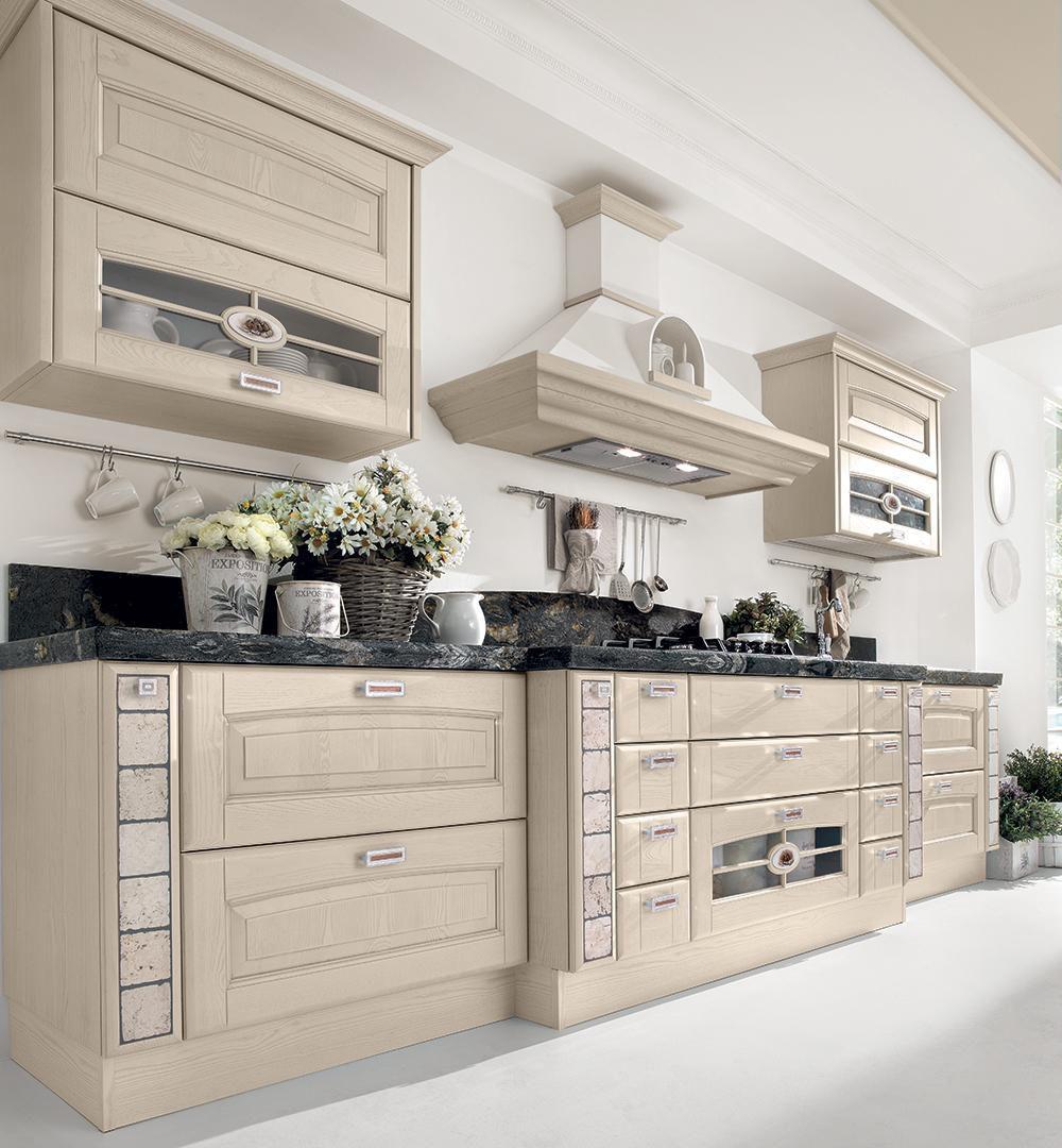 Cucina classica / in legno - VERONICA - CUCINE LUBE