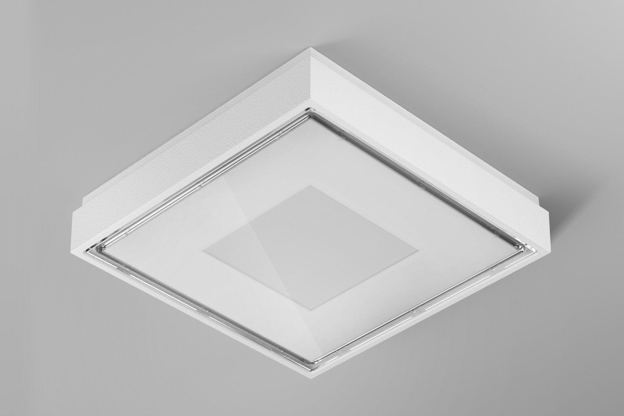 Plafoniere Tonde Da Interno : Plafoniera moderna tonda quadrata in ghisa di alluminio