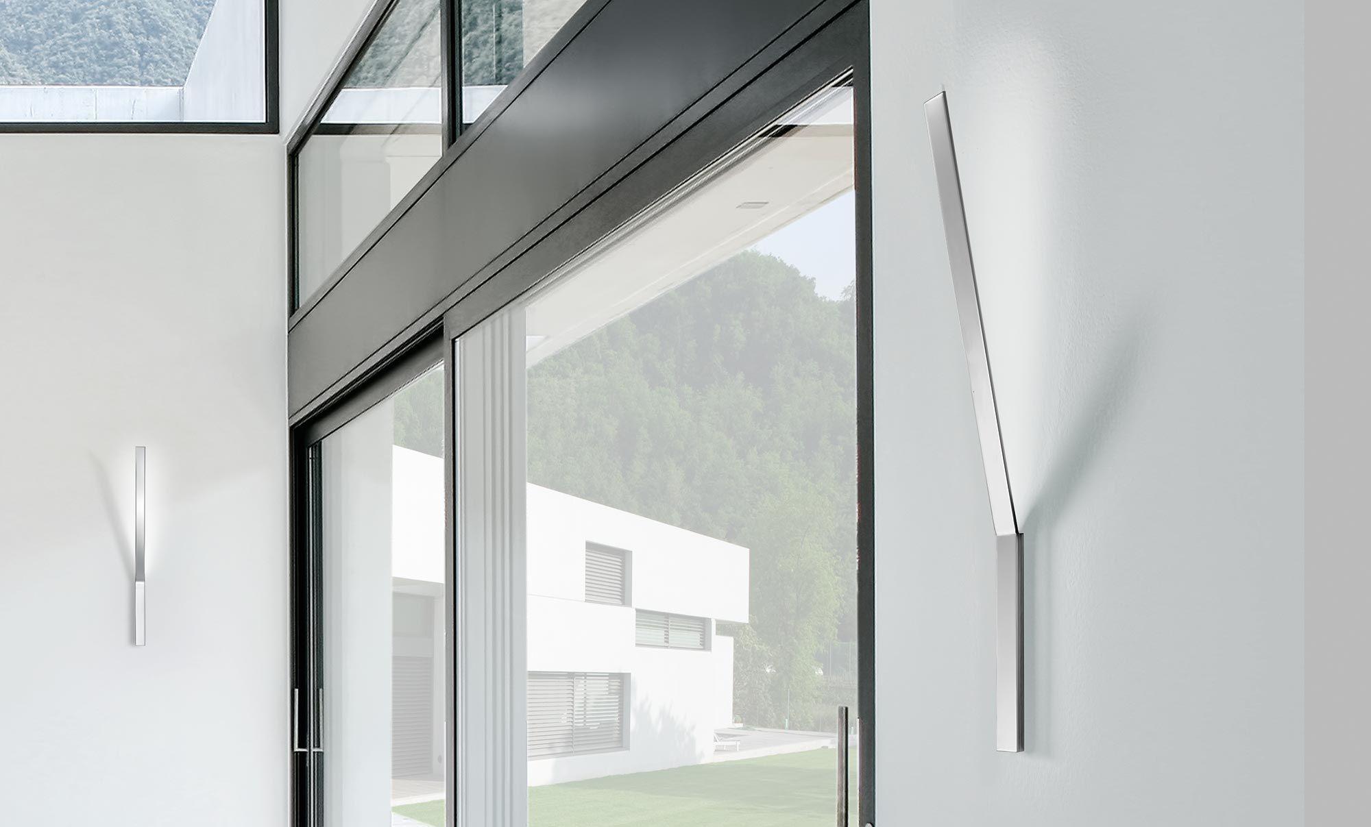 Italiano cigno lampada da parete applique da parete moderna