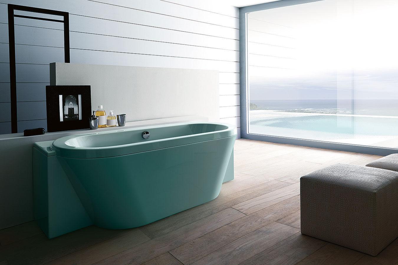 Vasca Da Bagno Incasso Ovale : Vasca da bagno da incasso ovale in acrilico idromassaggio