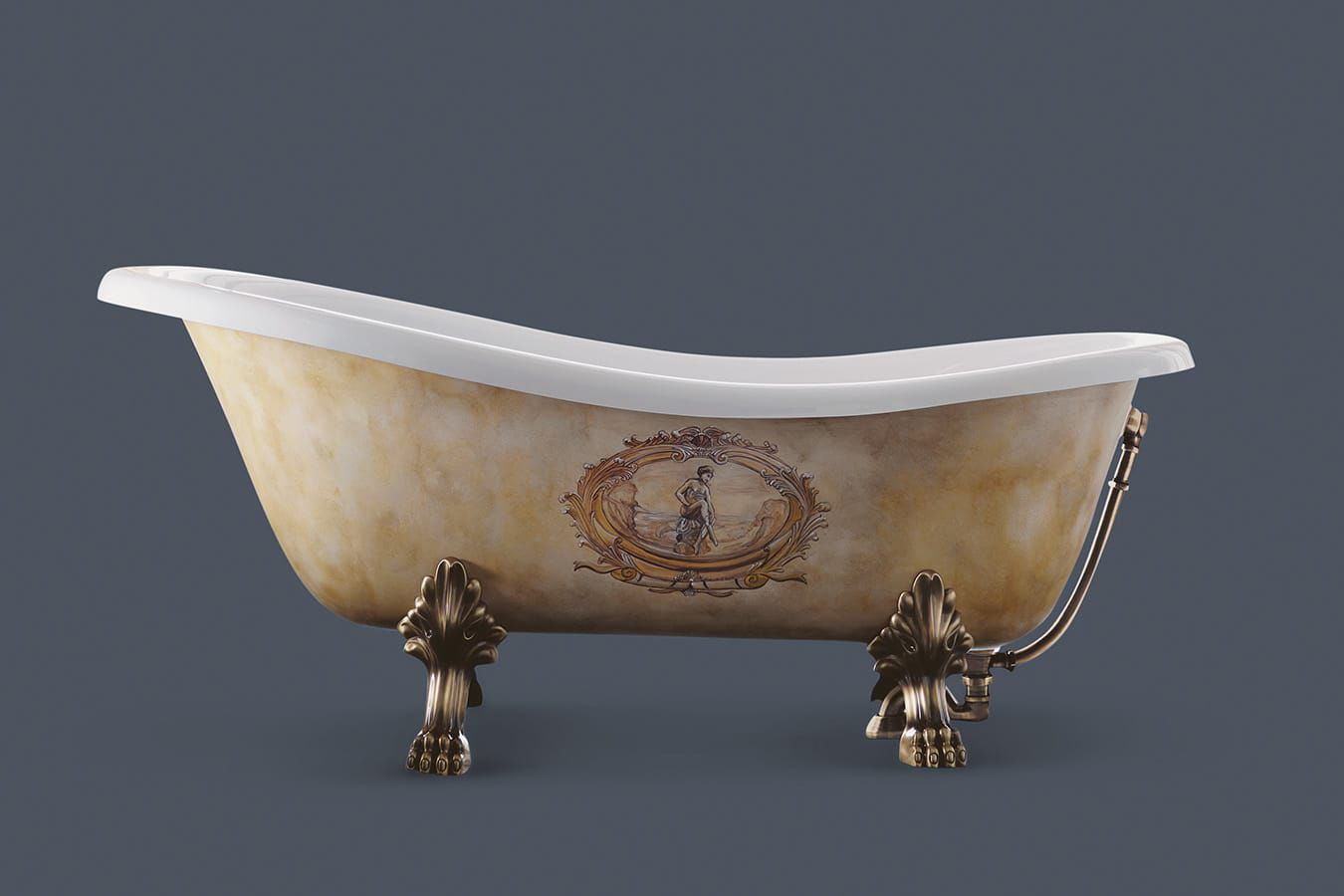 Vasche Da Bagno D Epoca : Vasca d epoca posot class