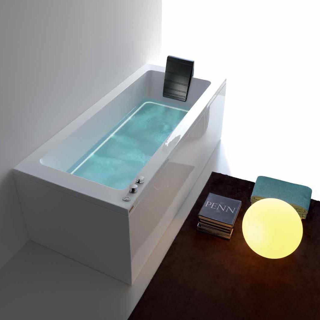 Vasca da bagno in acrilico / idromassaggio / di Marc Sadler ...
