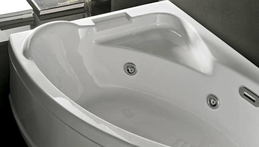 Vasche Da Bagno Angolari Treesse : Vasca da bagno d angolo in acrilico idromassaggio syria