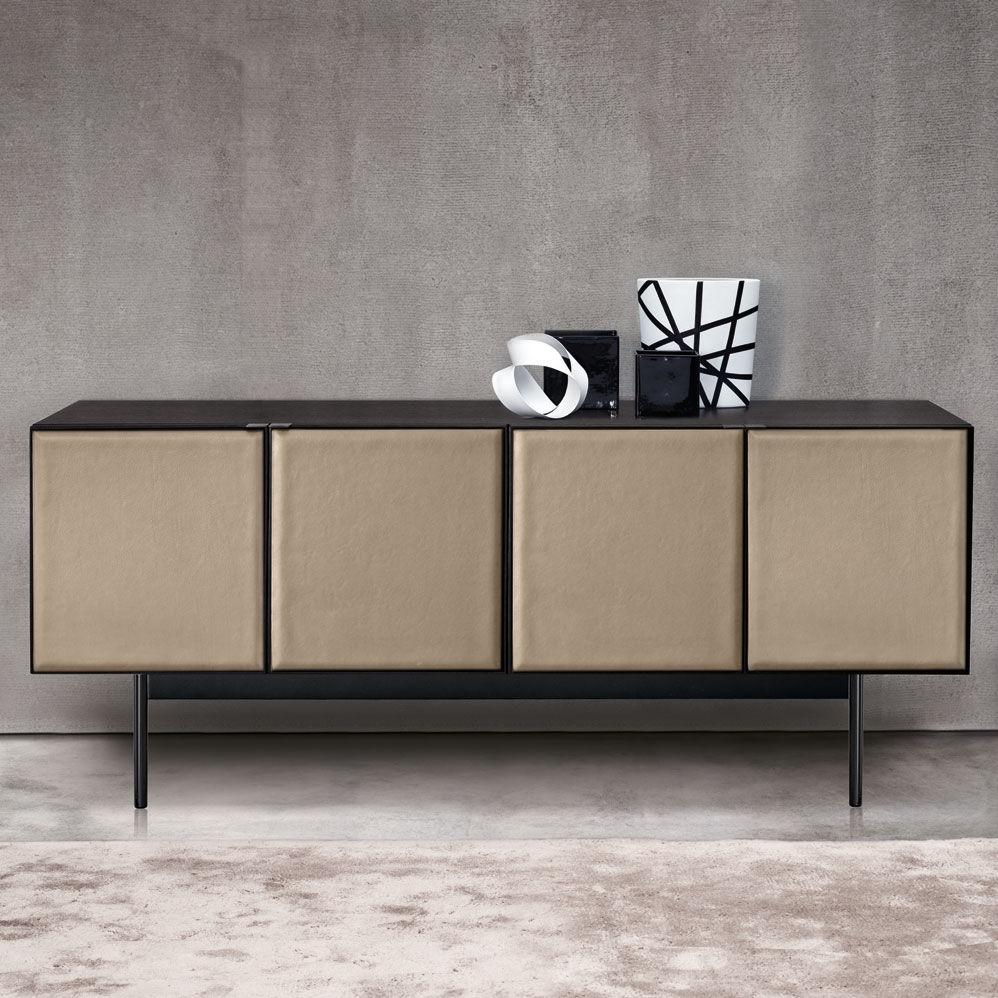 Credenza moderna / in legno / di Rodolfo Dordoni - MORRISON - Minotti