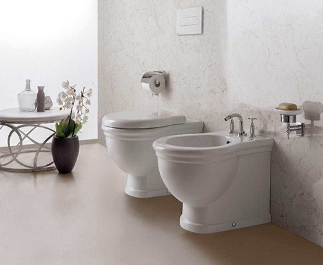 Vasche Da Bagno Globo Prezzi : Bidet in ceramica pa027 ceramica globo