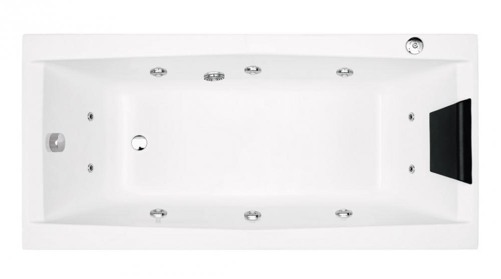 Vasca Da Bagno Glass Astor : Vasca da bagno da appoggio in legno in acrilico per