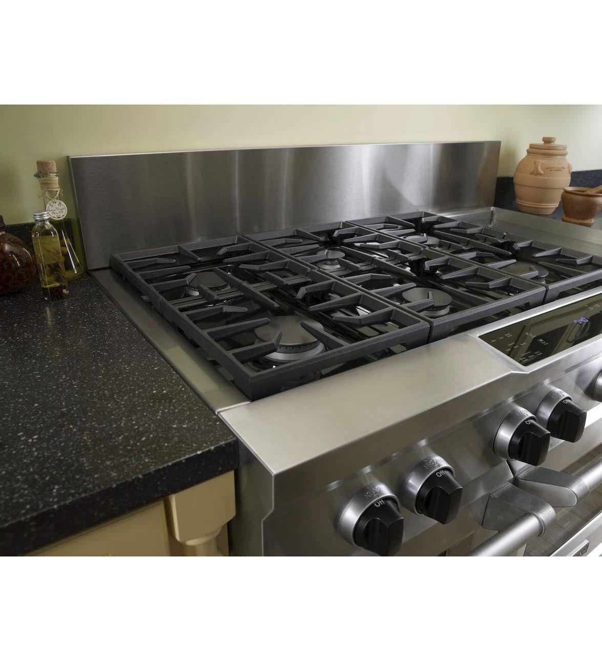 Blocco cucina a gas - KDRS483VSS - KitchenAid
