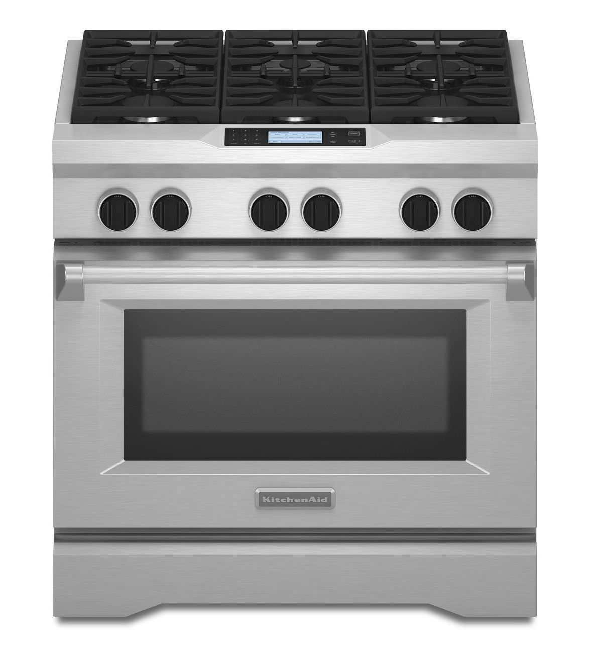 Blocco cucina a gas - KDRU767VSS - KitchenAid