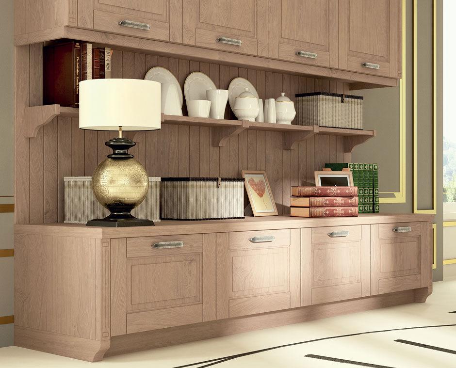 cucina classica / in legno - lari by centro ricerca e sviluppo ... - Del Tongo Cucine Prezzi