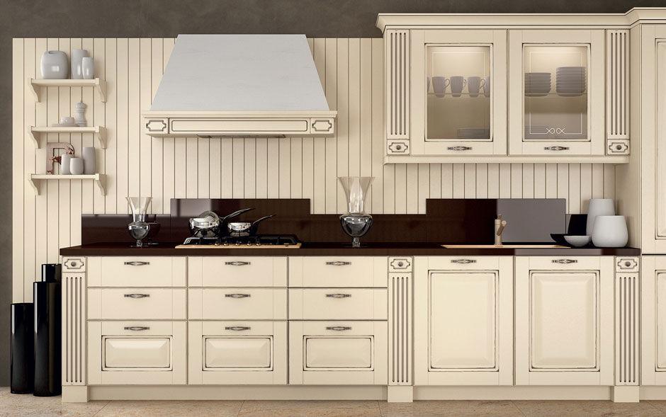 Cucina classica / in legno - DERUTA by Centro Ricerca e Sviluppo ...