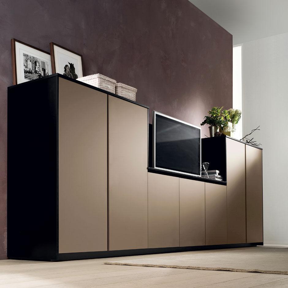 Cucina moderna / in legno / laccata - CRETA FLUTE by Centro Ricerca ...