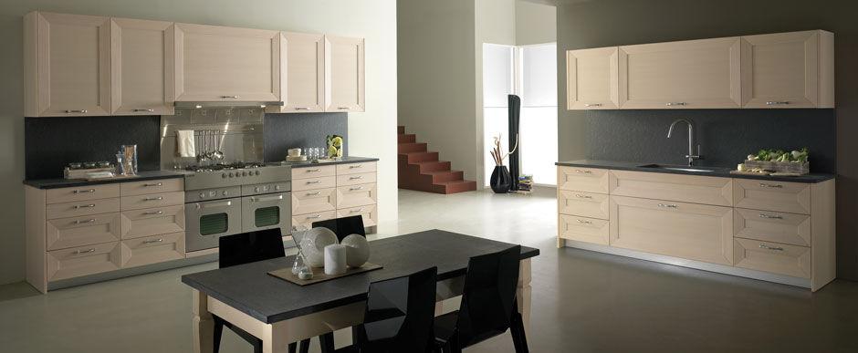 Cucina classica / in legno - ISCHIA by Centro Ricerca e Sviluppo ...