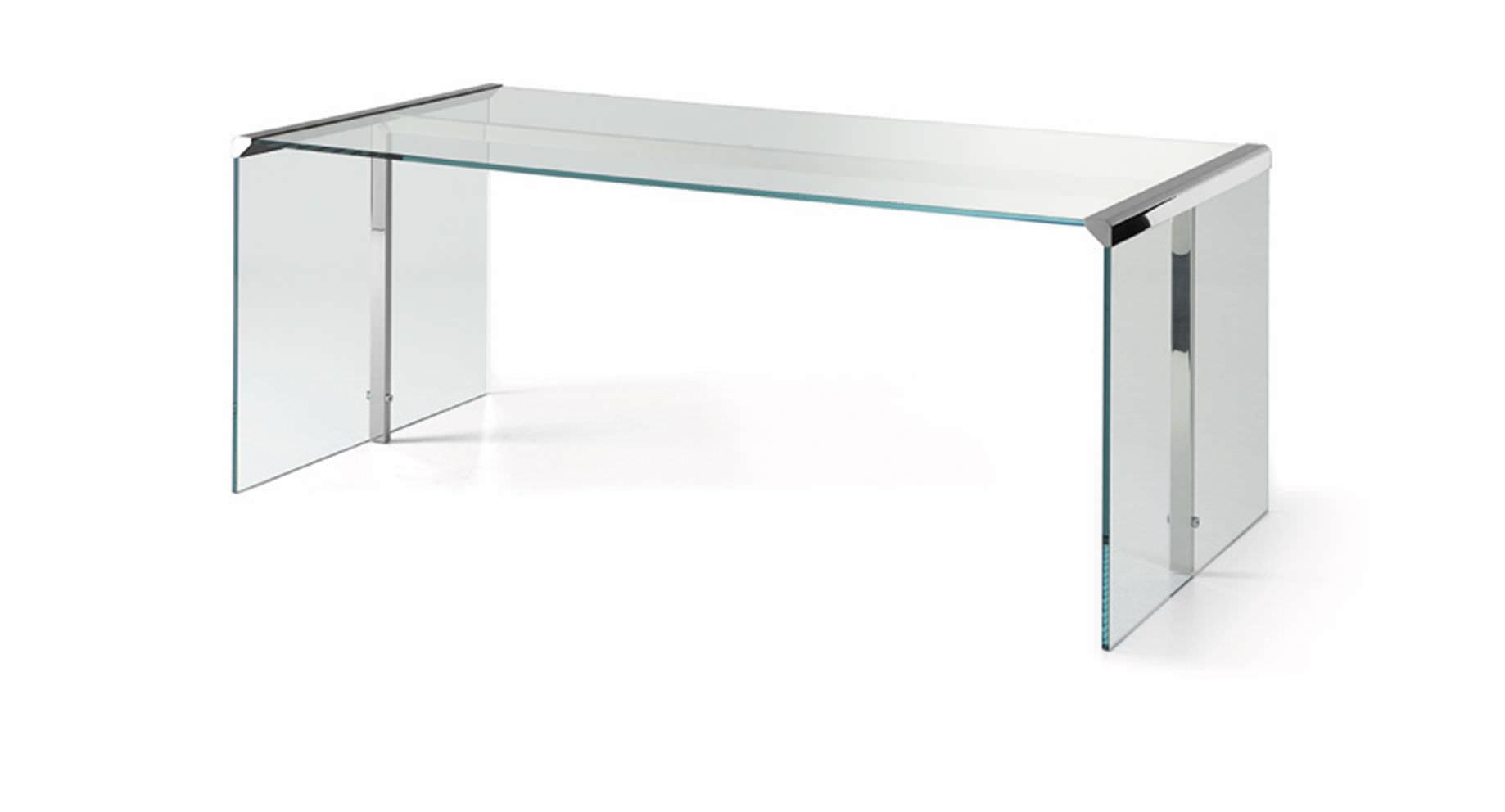 Scrivania Ufficio Vetro E Acciaio : Scrivanie in vetro e acciaio sedie ufficio prezzi v