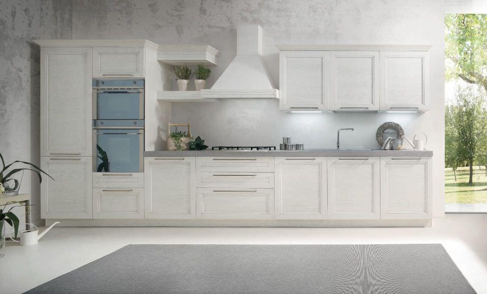 Cucina moderna / in quercia / opaca - GINEVRA 3.0 - Record Cucine