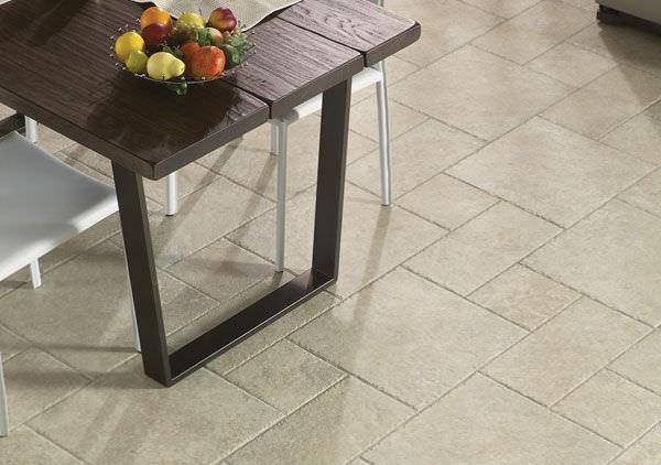 Piastrella da cucina / a pavimento / in gres porcellanato ...