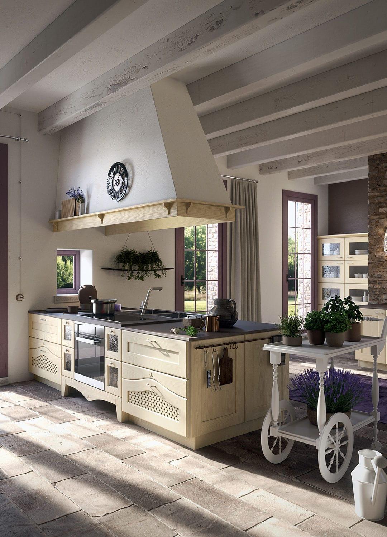 Cucina classica / in legno - DUCALE - Arrital
