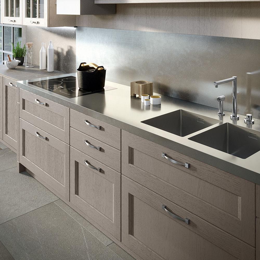 Cucina classica / in legno - VILLAGE 3 - Arrital