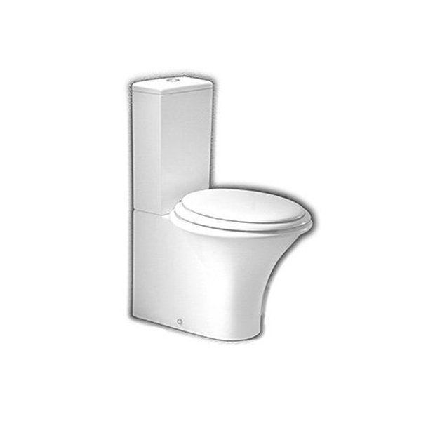 Vasi Monoblocco In Ceramica.Wc Monoblocco In Ceramica Yxz401 Hatria Srl