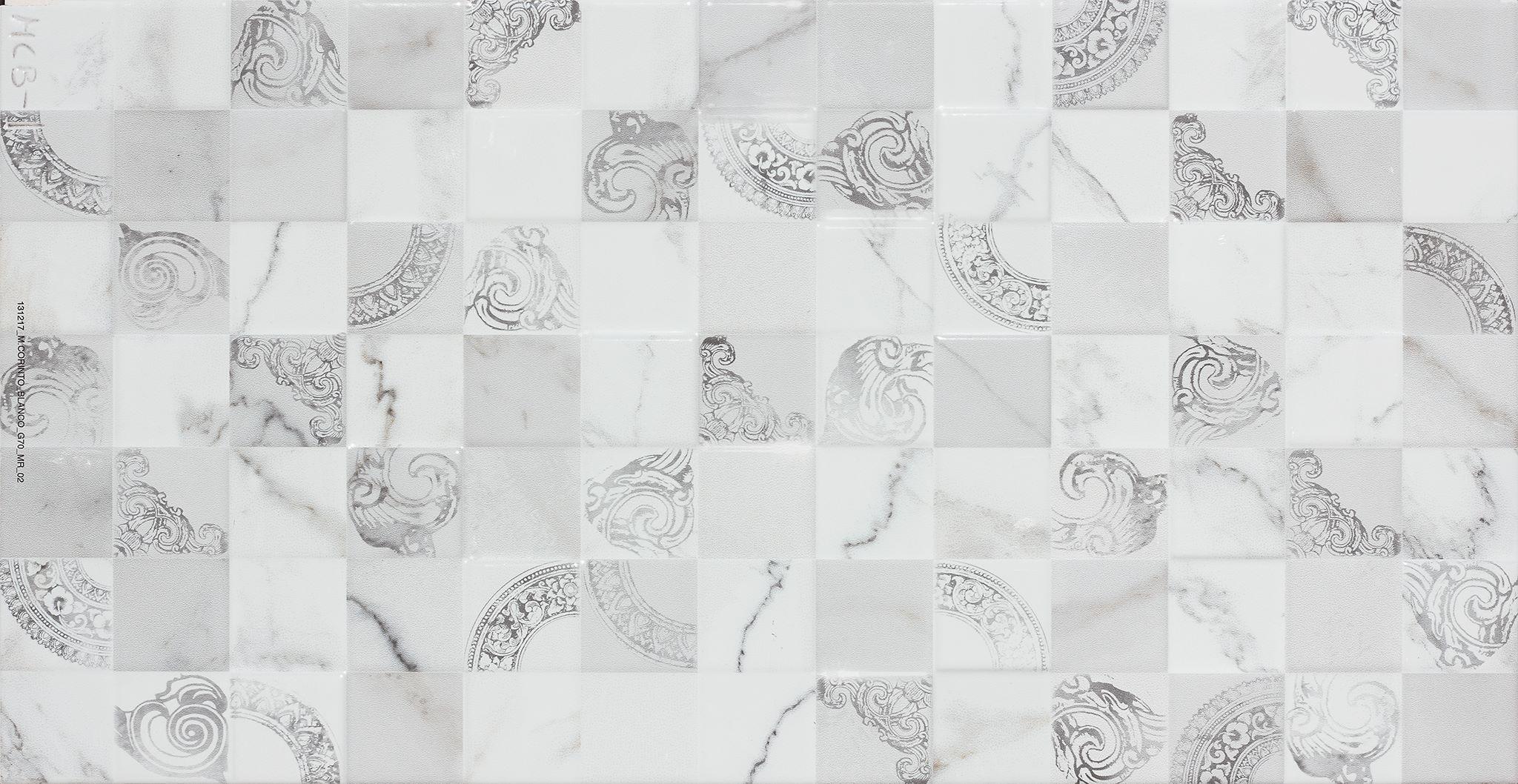 Piastrella da bagno da parete da pavimento in ceramica