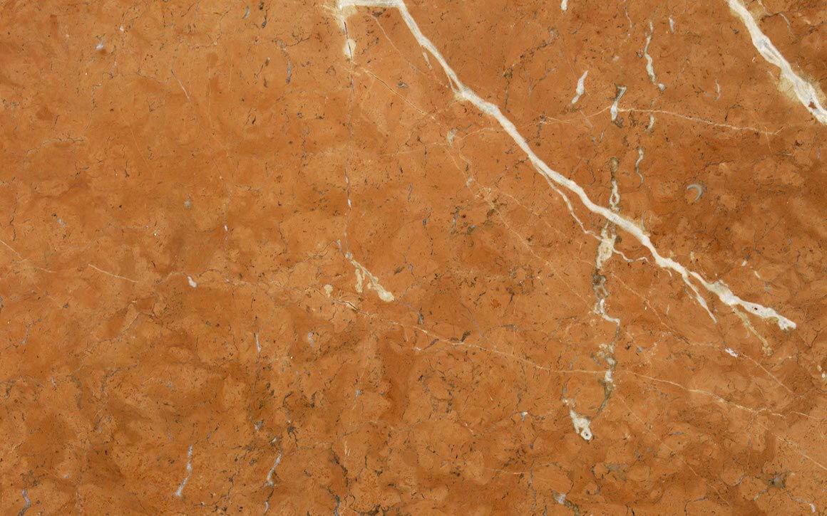 Pavimento Marmo Rosso : Pavimento in marmo a quadrotte spazzolato aspetto marmo
