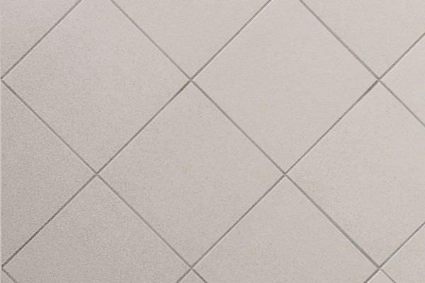 Piastrella da interno da pavimento in ceramica a tinta unita