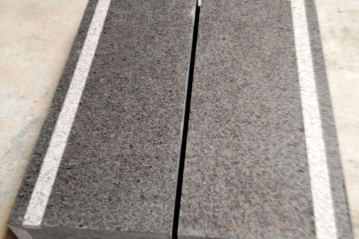 Piastrella per gradino da esterno da pavimento in pietra