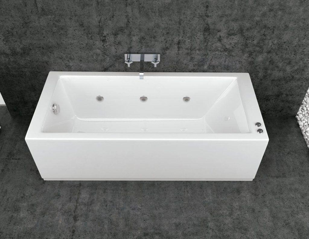 Vasca Da Bagno 160 90 : Vasca da bagno da appoggio in acrilico bali sanycces