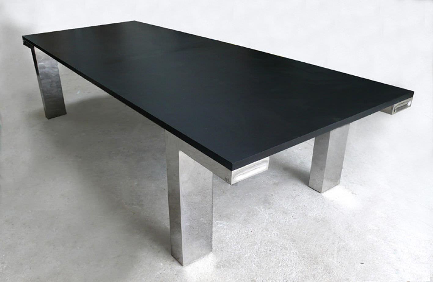 Piano per tavolo in pietra naturale - .LIGTHWEIGHT STONE : SLATE ...