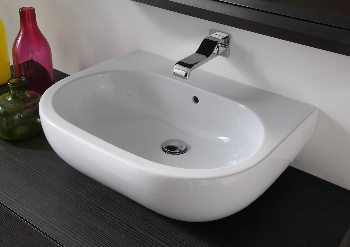 Vasca Da Bagno Flaminia Prezzi : Flaminia mini link vaso sospeso bianco