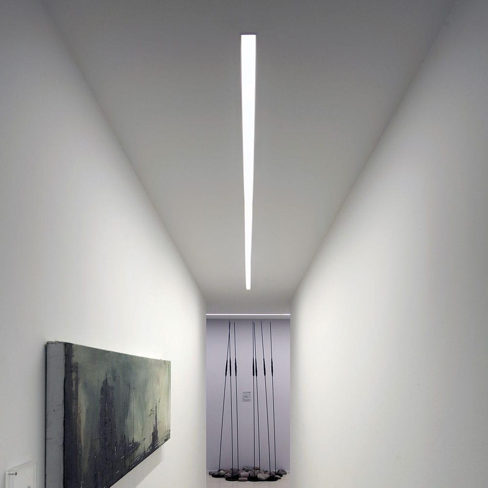 Molto Profilo luminoso a soffitto / da incasso / LED / dimmerabile  UU56